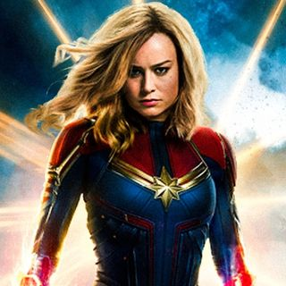 CAPTAIN MARVEL Review + Maite of ComicsVerse