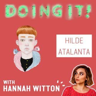 Painting Hundreds of People's Vulvas with Hilde Atalanta