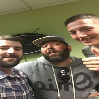 THROWBACK: Comedian Bert Kreischer