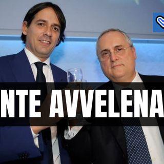 """Lotito, attacco durissimo verso Inzaghi: """"Vedremo chi rimarrà nel sistema più a lungo..."""""""