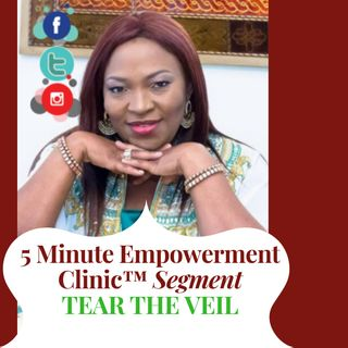 Ep 3. Who Do I Say I Am? (5 Minutes Empowerment Clinic™)