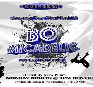 DP Radio Presents Bo Micadelic
