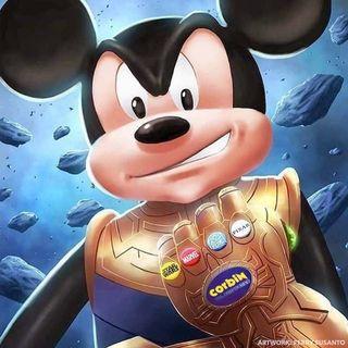 CVTW 051: Mickey Mouse Infinity Gauntlet