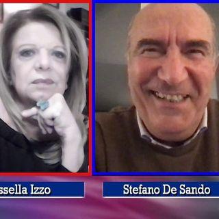521 - Dopocena con... Rossella Izzo e Stefano De Sando - 11.03.2021