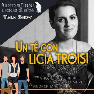 Un té con Licia Troisi - intervista all'autrice de Le Cronache del Mondo Emerso