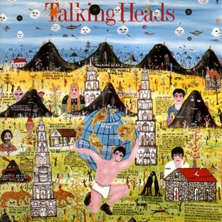 Talking Heads - The Lady Don't Mind