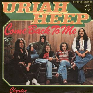 059 Uriah Heep- Come back to me