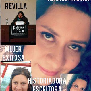 Entrevista Leslie Mercado Revilla. Pedagoga, Historiadora, Investigadora y más.