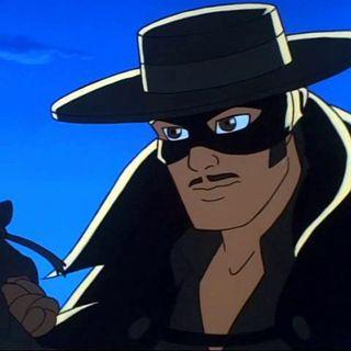 """RADIO GIAFFY - 05/06/19 """"Evviva Zorro - Batman, cavaliere della notte"""""""