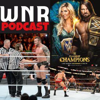 WNR136 WWE CLASH OF CHAMPIONS 2017