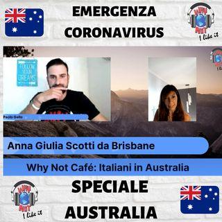 Ep.66 - Primo punto della situazione in tema immigrazione in Australia al tempo del coronavirus!