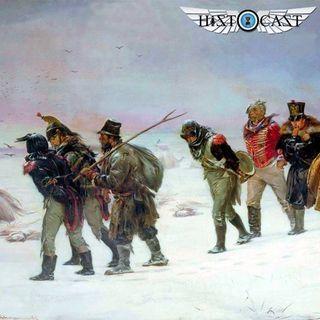 HistoCast 157 - Sargento Bourgogne y la retirada de Moscú de 1812