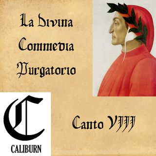 Purgatorio - canto VIII - Lettura e commento