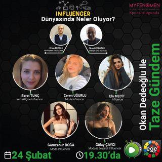 MyFenomen Sponsorluğunda Influencer Dünyasında Neler Oluyor?