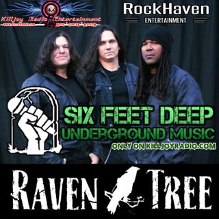 Six Feet Deep Episode 23 - Raven Tree - 6/8/16