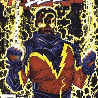 Hero History- Black Lightning