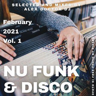 #88 - February 2021 - Nu Disco & Funk vol. 1