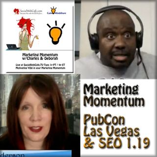 MM 1.19 * PubCon Las Vegas 2013 & SEO