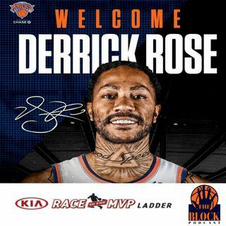 #19 - A Corrida Para o MVP e Derrick Rose no Knicks