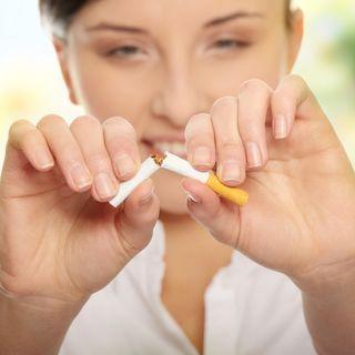 Smette di fumare