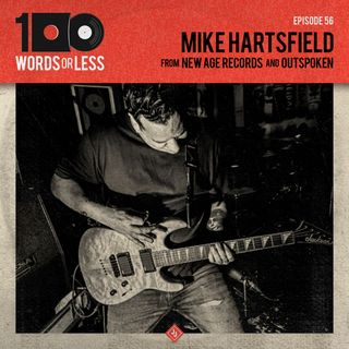 Mike Hartsfield from New Age Records/Outspoken