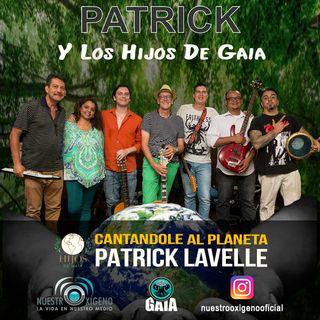 NUESTRO OXÍGENO Cantandole al planeta - Patrick Lavelle