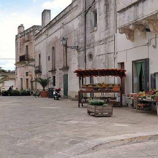 Specchia il favoloso borgo del Salento
