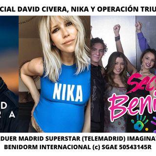 SECRETOS: ESPECIAL DAVID CIVERA, NIKA, OPERACIÓN TRIUNFO Y ALBERTO ADUER MADRID SUPERSTAR (TELEMADRID)