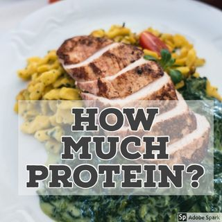 167 - How Much Protein For Fat Burning