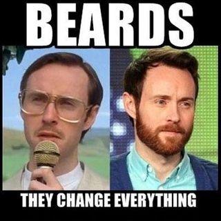 Episode 187. A month to grow a beard