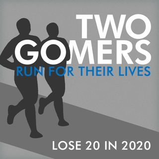Two Gomers Run For Their Lives