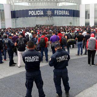 Hoy vuelven a negociar Policías Federales y autoridades