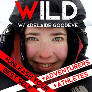 LWS S1E13 Adelaide Goodeve on Svalbard: An Icy Wilderness Adventure