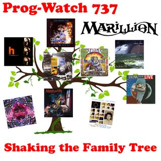 Episode 737 - Shaking The Marillion Family Tree