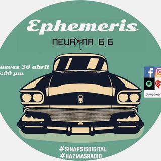 Ephemeris podcast Abril