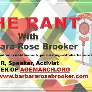The Rant with Barbara Rose Brooker and guest Julie Stern 10_21_20