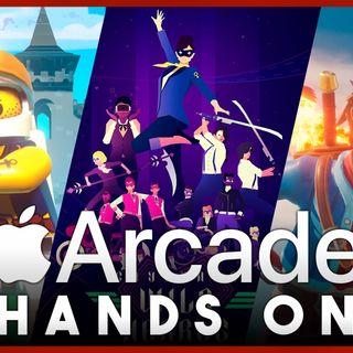 Apple Arcade First Look