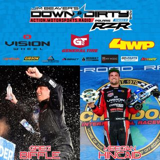 #389 - Greg Biffle & Keegan Kincaid On Air