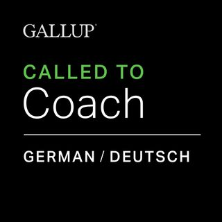 Gallup Called to Coach (German)