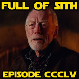 Episode CCCLV: Max Von Sydow and The High Republic