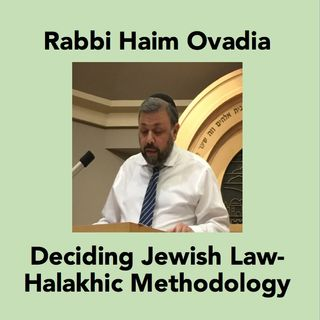 "1 Rabbi Chelouche zt""l - his ideology"