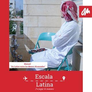 Un latino entre los menos alcanzados - con Manuel
