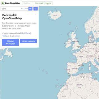 Niccolò Rigacci, OpenStreetMap e il software libero