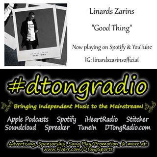 #NewMusicFriday on #dtongradio - Powered by Music Artist Linards Zarins