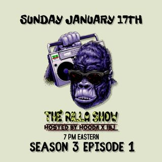 The Rilla Show Season 3 #1