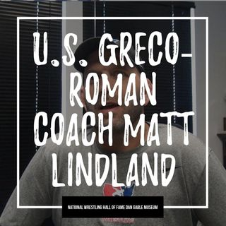 U.S. Greco-Roman National Team Coach Matt Lindland - OTM536