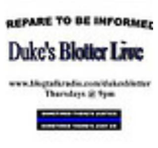 Duke's Blotter Live - May 12, 2011