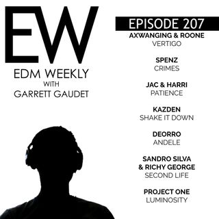 EDM Weekly Episode 207