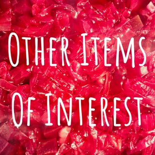 Other Items Of Interest episode 190508