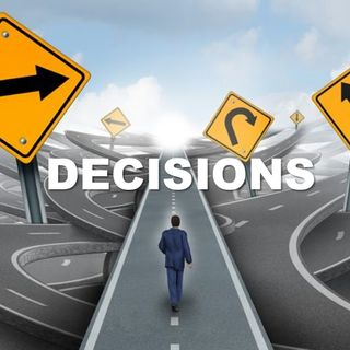 Decisions, Decisions - Morning Manna #2605